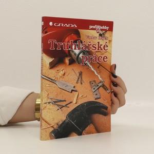 náhled knihy - Truhlářské práce