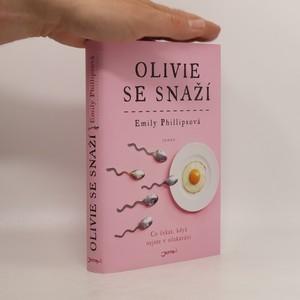 náhled knihy - Olivie se snaží