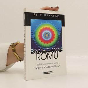 náhled knihy - Psychologie Romů