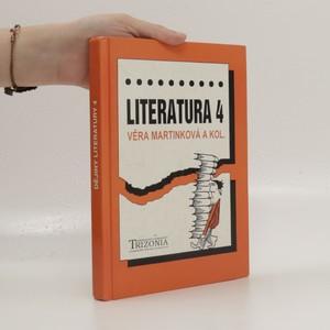 náhled knihy - Literatura 4 : dějiny literatury : aternativní učebnice pro 4. ročník středních škol