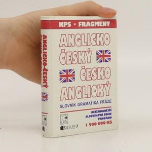 náhled knihy - Kapesní anglicko-český, česko-anglický slovník