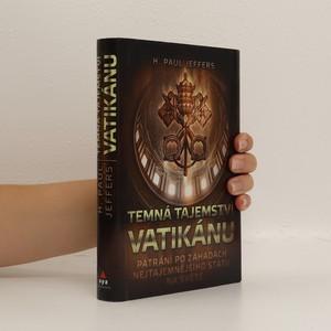 náhled knihy - Temná tajemství Vatikánu