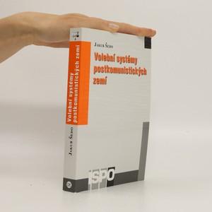 náhled knihy - Volební systémy postkomunistických zemí
