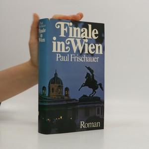 náhled knihy - Finale in Wien