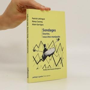 náhled knihy - Sondages - Souriez vous êtes manipulés
