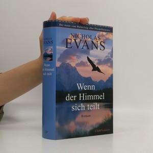 náhled knihy - Wenn der Himmel sich teilt