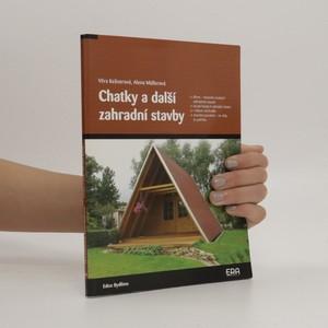náhled knihy - Chatky a další zahradní stavby