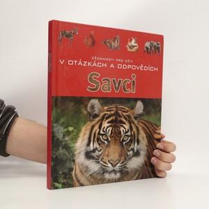 náhled knihy - Savci : V otázkách a odpovědích : vědomosti pro děti