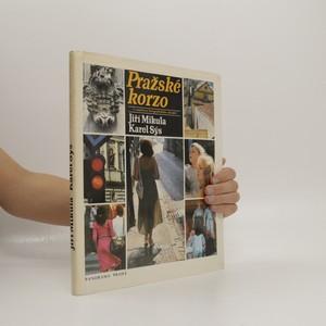 náhled knihy - Pražské korzo z malířova fotografického skicáře