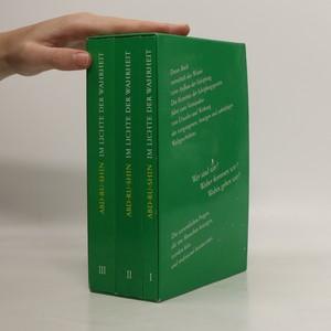 náhled knihy - Im Lichte der Wahrheit I-III (komplet, 3 svazky)