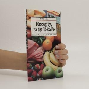 náhled knihy - Cirhóza, změny jaterní architektury : recepty, rady lékaře