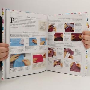 antikvární kniha Encyklopedie šití : praktický průvodce technikami šití, 2020