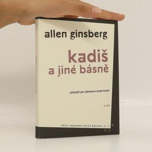 náhled knihy - Kadiš a jiné básně