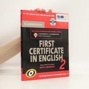 náhled knihy - Cambridge first certificate in English 2 : with answers : official examination papers from University of Cambridge ESOL examinations