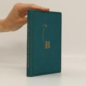 náhled knihy - Fanfarlo (číslovaný výtisk)