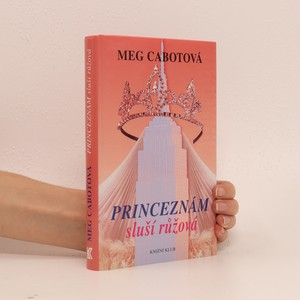 náhled knihy - Princeznám sluší růžová