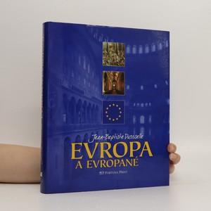 náhled knihy - Evropa a Evropané