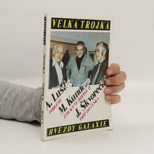 náhled knihy - Velká trojka. Porgess. Ztracené dopisy. Trip do Česka
