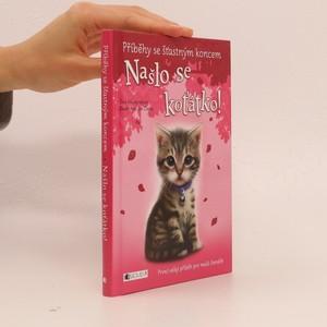 náhled knihy - Našlo se koťátko!