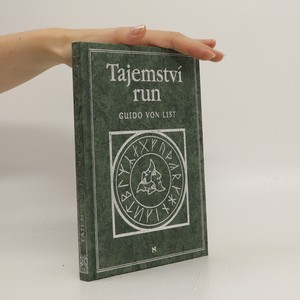náhled knihy - Tajemství run