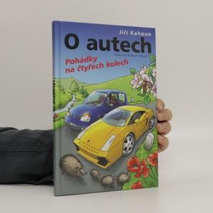 náhled knihy - O autech : pohádky na čtyřech kolech