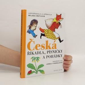 náhled knihy - Česká říkadla, písničky a pohádky