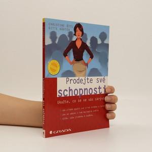 náhled knihy - Prodejte své schopnosti : ukažte, co se ve vás skrývá