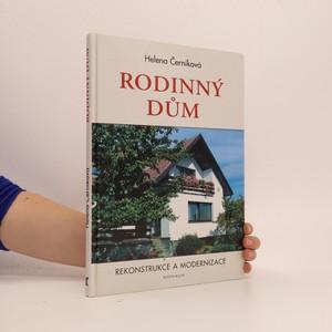 náhled knihy - Rodinný dům: rekonstrukce a modernizace
