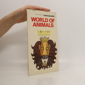 náhled knihy - World of Animals- Pictorial map