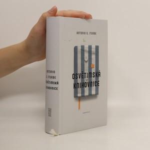 náhled knihy - Osvětimská knihovnice