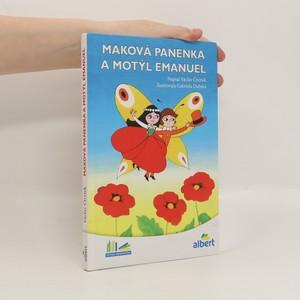 náhled knihy - Maková panenka a motýl Emanuel
