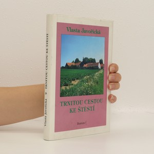 náhled knihy - Trnitou cestou ke štěstí