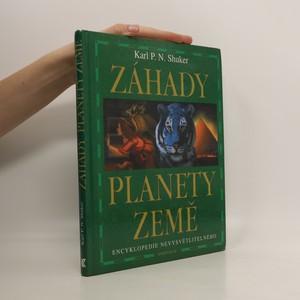 náhled knihy - Záhady planety Země