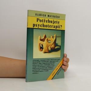 náhled knihy - Potřebujete psychoterapii?