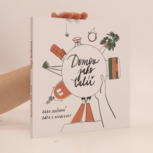 náhled knihy - Domov jako talíř