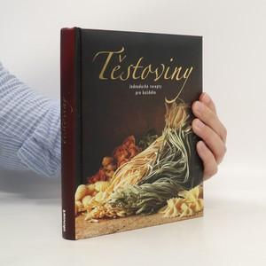 náhled knihy - Těstoviny : [jednoduché recepty pro každého]