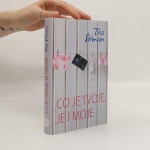 náhled knihy - Co je tvoje, je i moje