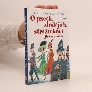 náhled knihy - O psech, zlodějích, strážníkovi i jiná vyprávění