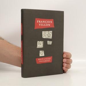 náhled knihy - Malý a Velký testament