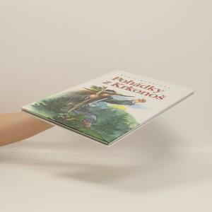 antikvární kniha Pohádky z Krkonoš, 2001