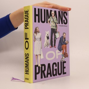 náhled knihy - Humans of Prague