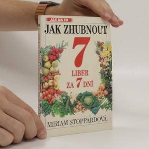 náhled knihy - Jak zhubnout 7 liber za 7 dní