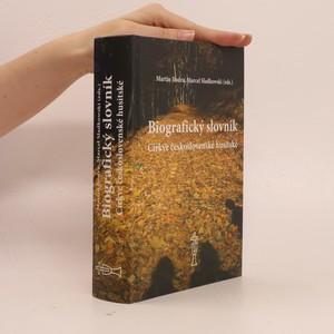 náhled knihy - Biografický slovník Církve československé husitské