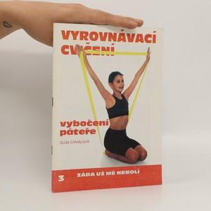náhled knihy - Vyrovnávací cvičení. Vybočení páteře