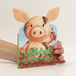 náhled knihy - Ušáček - malé prasátko