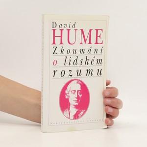 náhled knihy - Zkoumání o lidském rozumu