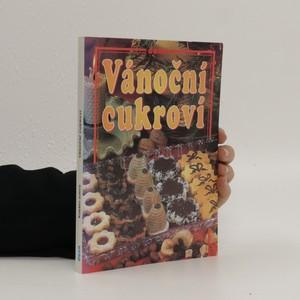 náhled knihy - Vánoční cukroví