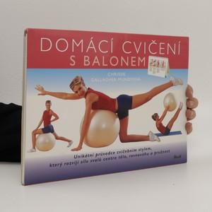náhled knihy - Domácí cvičení s balonem