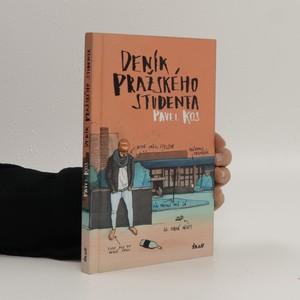 náhled knihy - Deník pražského studenta