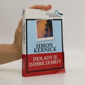 náhled knihy - Den, kdy je dobré zemřít